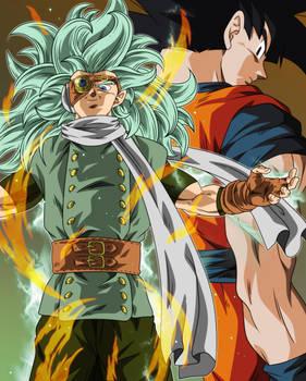 Granola Y Goku