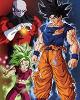 Goku, Jiren Y Kefla