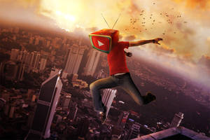 Youtube Hero v.1 by BlackCloverCreations