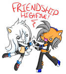 FRIENDSHIP HIGHFIVE
