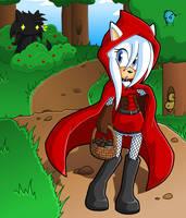 Red Riding Rae by Raetastical