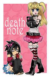 pink deathnote