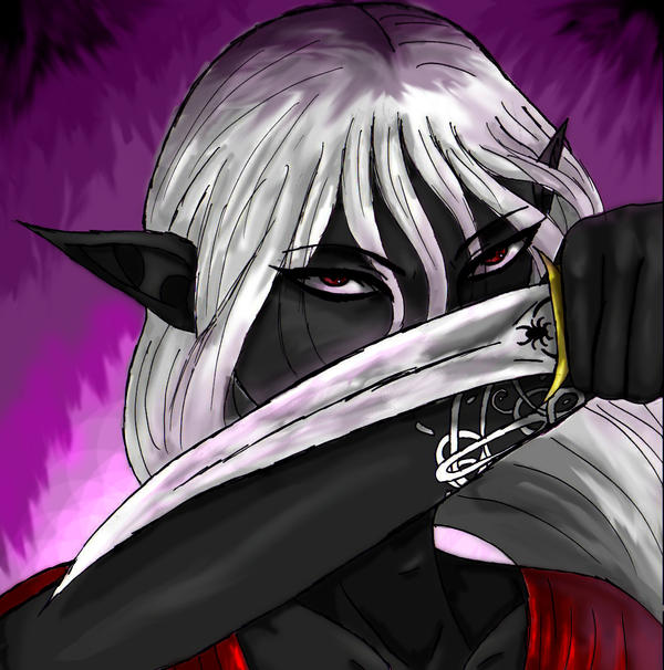 The Drow by MoonFox23