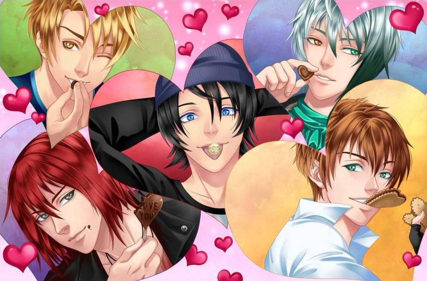 Valentine's Day by mimishor93