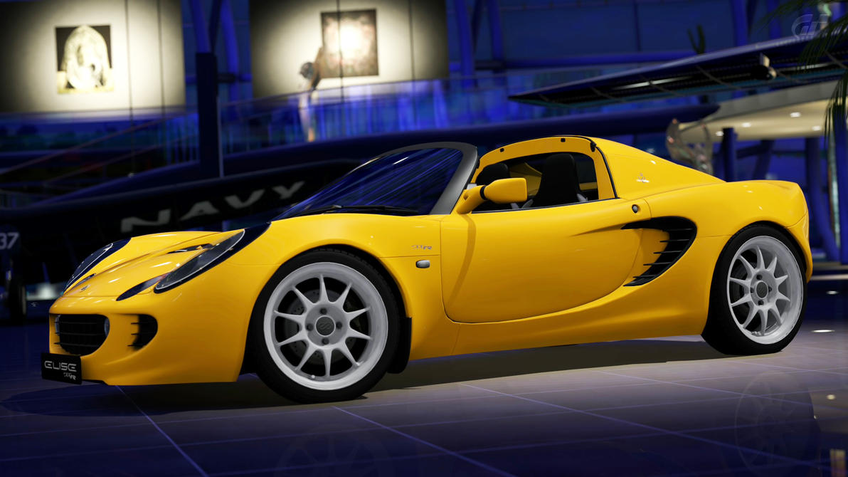 2004 lotus elise 111r gran turismo 5 by vertualissimo on deviantart. Black Bedroom Furniture Sets. Home Design Ideas