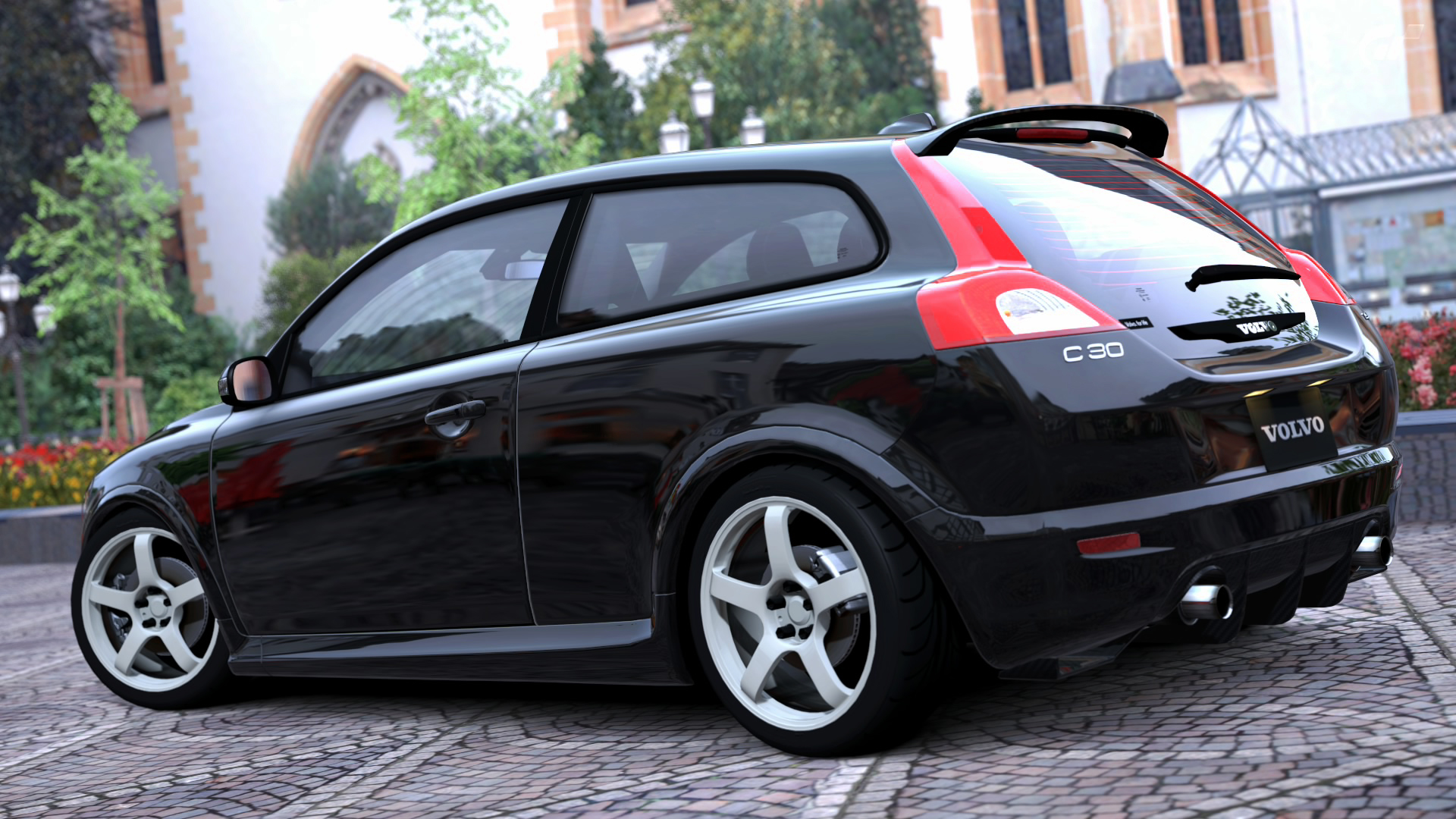 2009 volvo c30 r design gran turismo 5 by vertualissimo. Black Bedroom Furniture Sets. Home Design Ideas