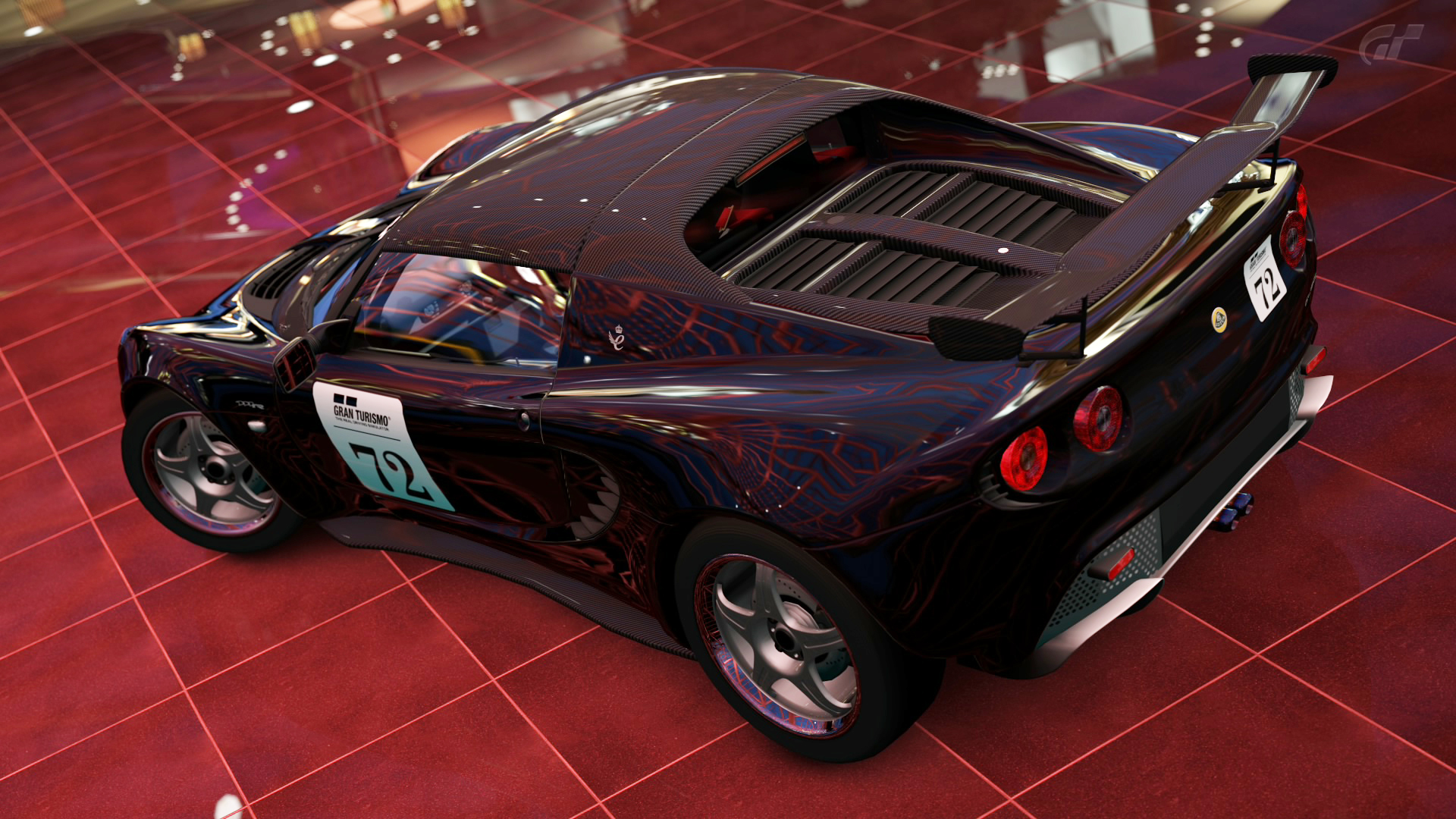 2004 lotus elise 111r rm gran turismo 5 by vertualissimo on deviantart. Black Bedroom Furniture Sets. Home Design Ideas