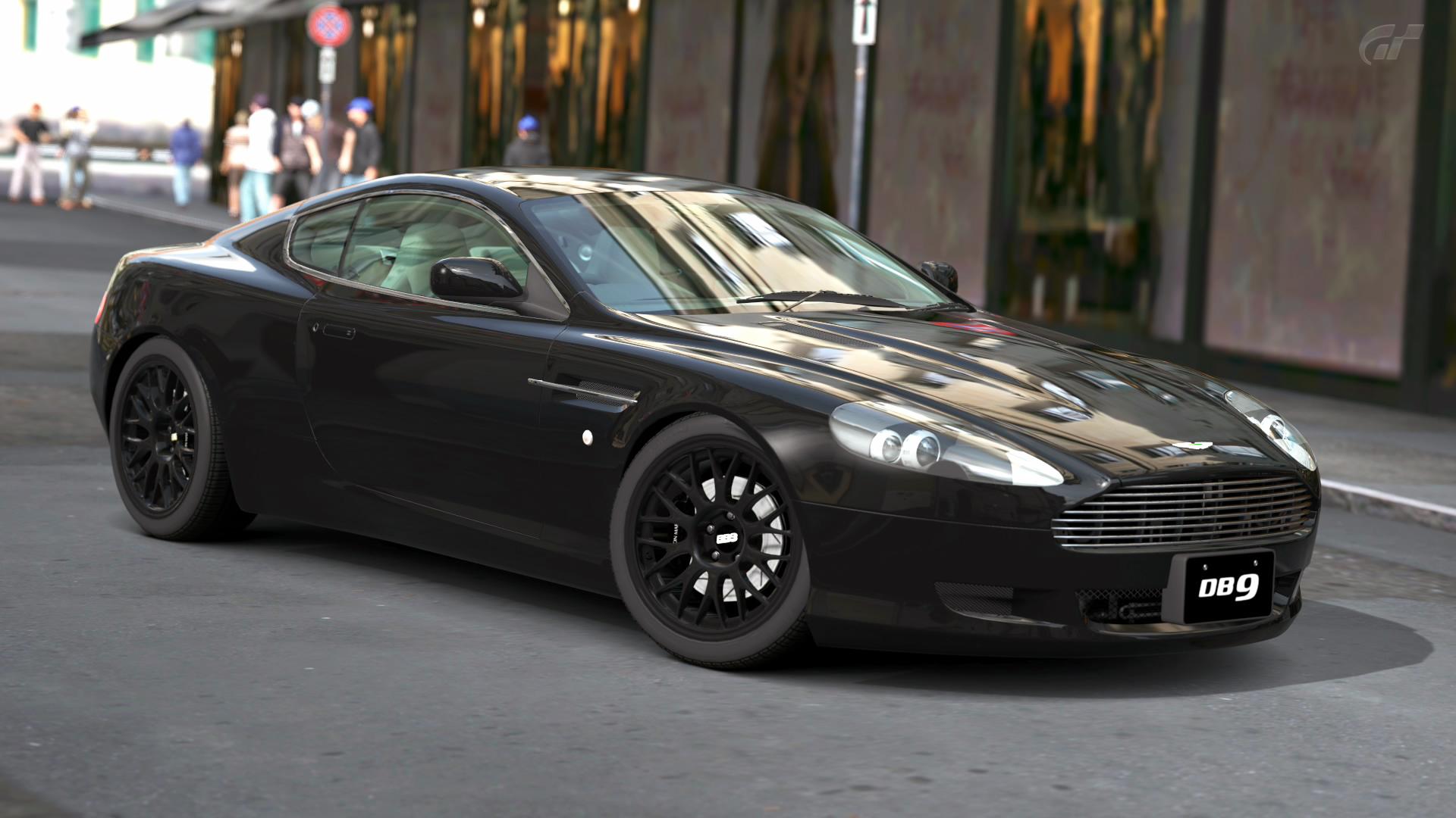 Aston Martin DB Gran Turismo By Vertualissimo On DeviantArt - 2006 aston martin db9