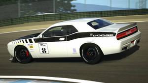 2008 Dodge Challenger SRT8 TC (Gran Turismo 5)