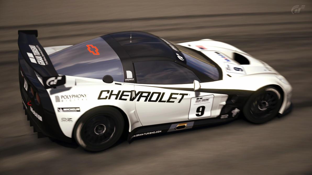 2009 Chevrolet Corvette ZR1 RM (Gran Turismo 5) by