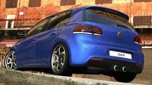 2010 Volkswagen Golf R VI (Gran Turismo 5)