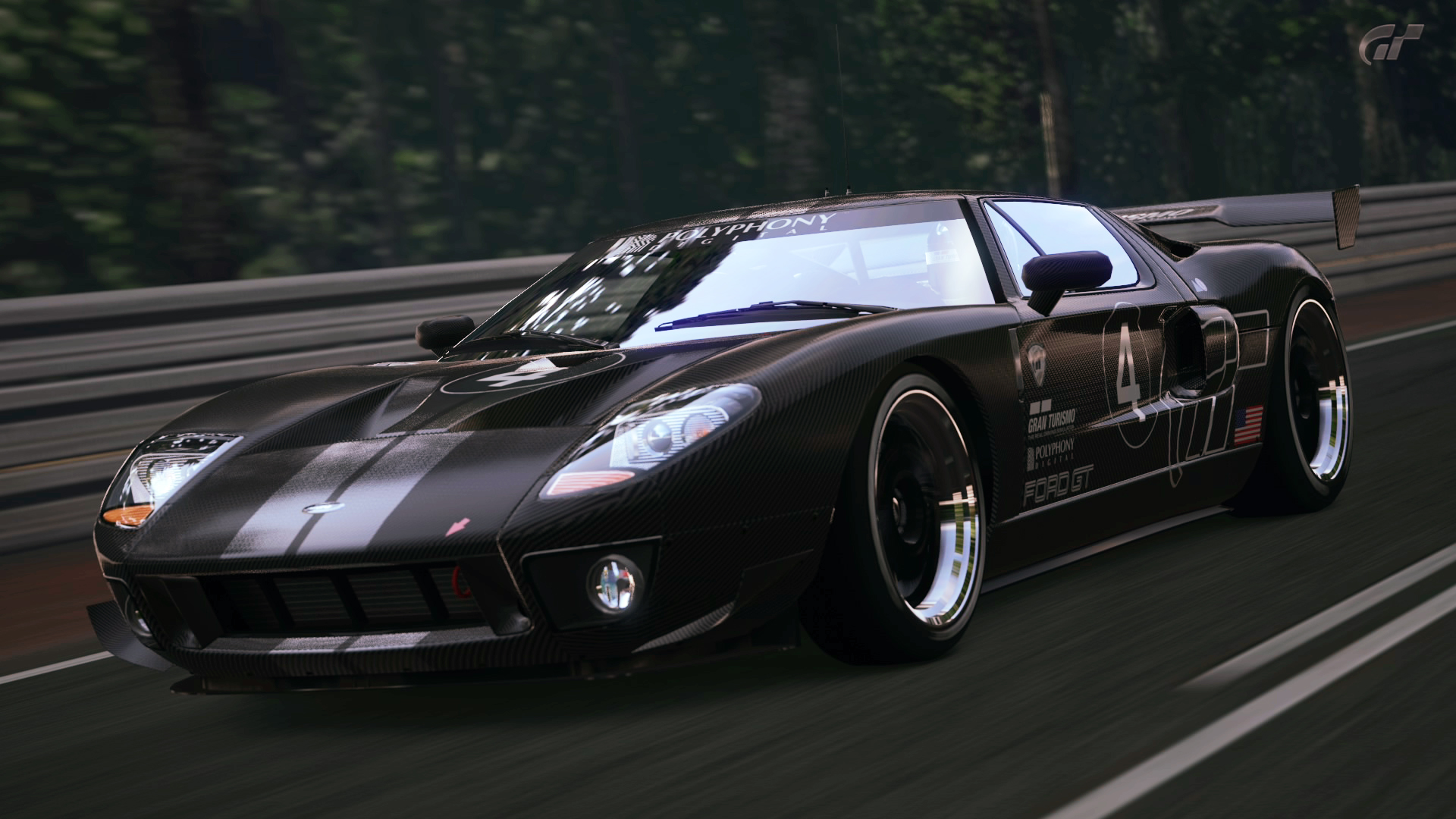 2006 Ford GT LM Spec II Test Car (Gran Turismo 5) by