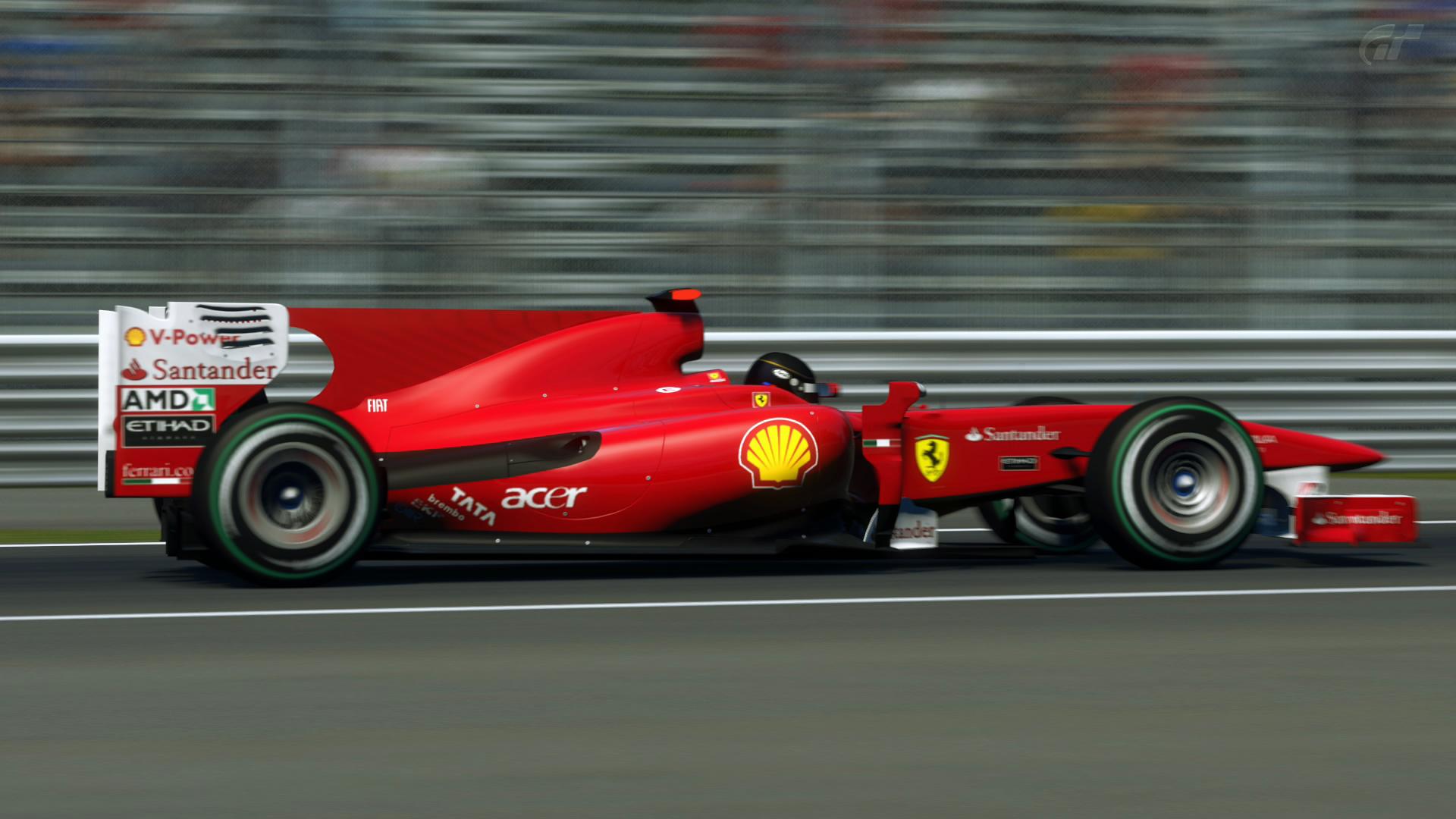 Ferrari F10 (Gran Turismo 5) by Vertualissimo on DeviantArt