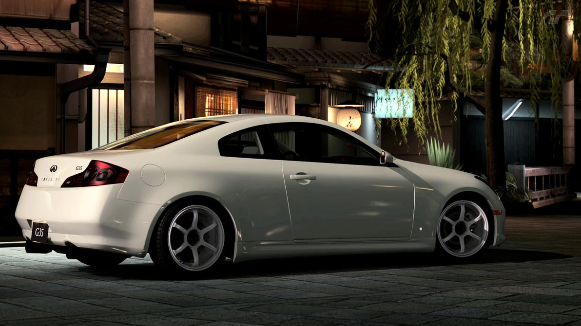2006 infiniti g35 sport coupe gran turismo 5 by. Black Bedroom Furniture Sets. Home Design Ideas