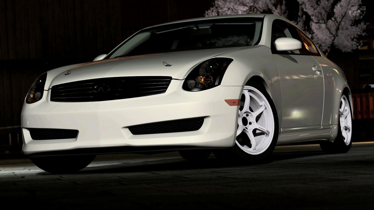 2006 Infiniti G35 Sport Coupe (Gran Turismo 5) by Vertualissimo