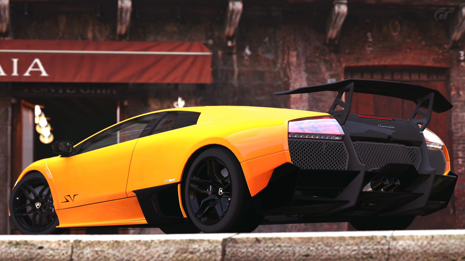 Lamborghini Murcielago LP SV Wallpapers HD Wallpapers