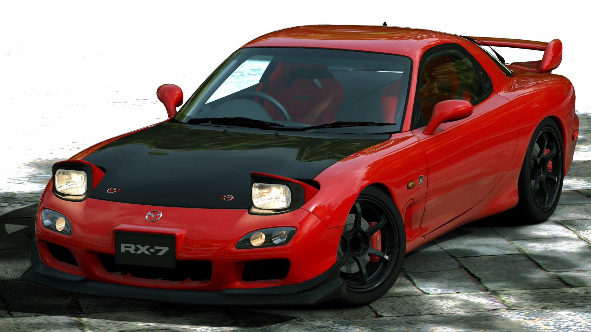 2002 Mazda RX-7 Spirit R Type A (Gran Turismo 5) by Vertualissimo
