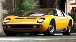 1967 Lamborghini Miura P400 Bertone (GT5)