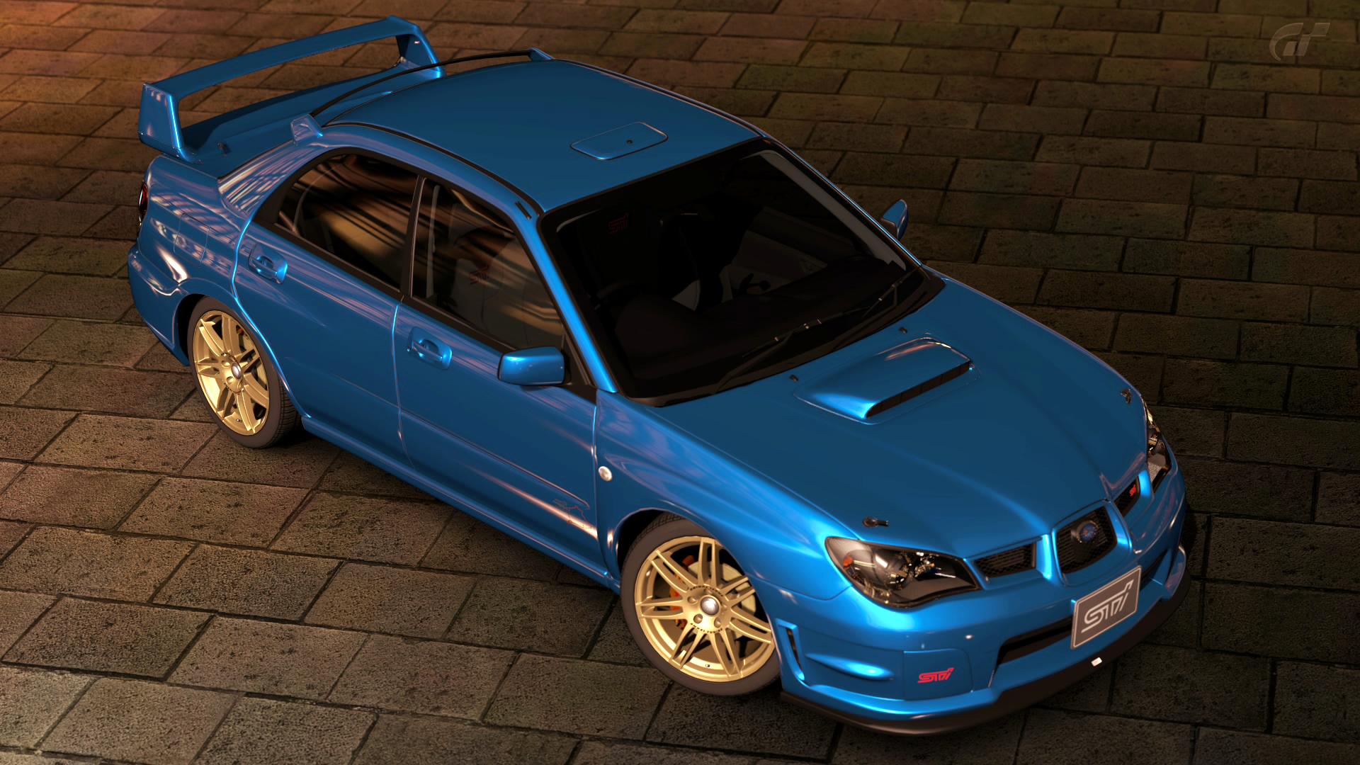 2005 Subaru Impreza WRX STI SpecC Type RA GT5 by Vertualissimo