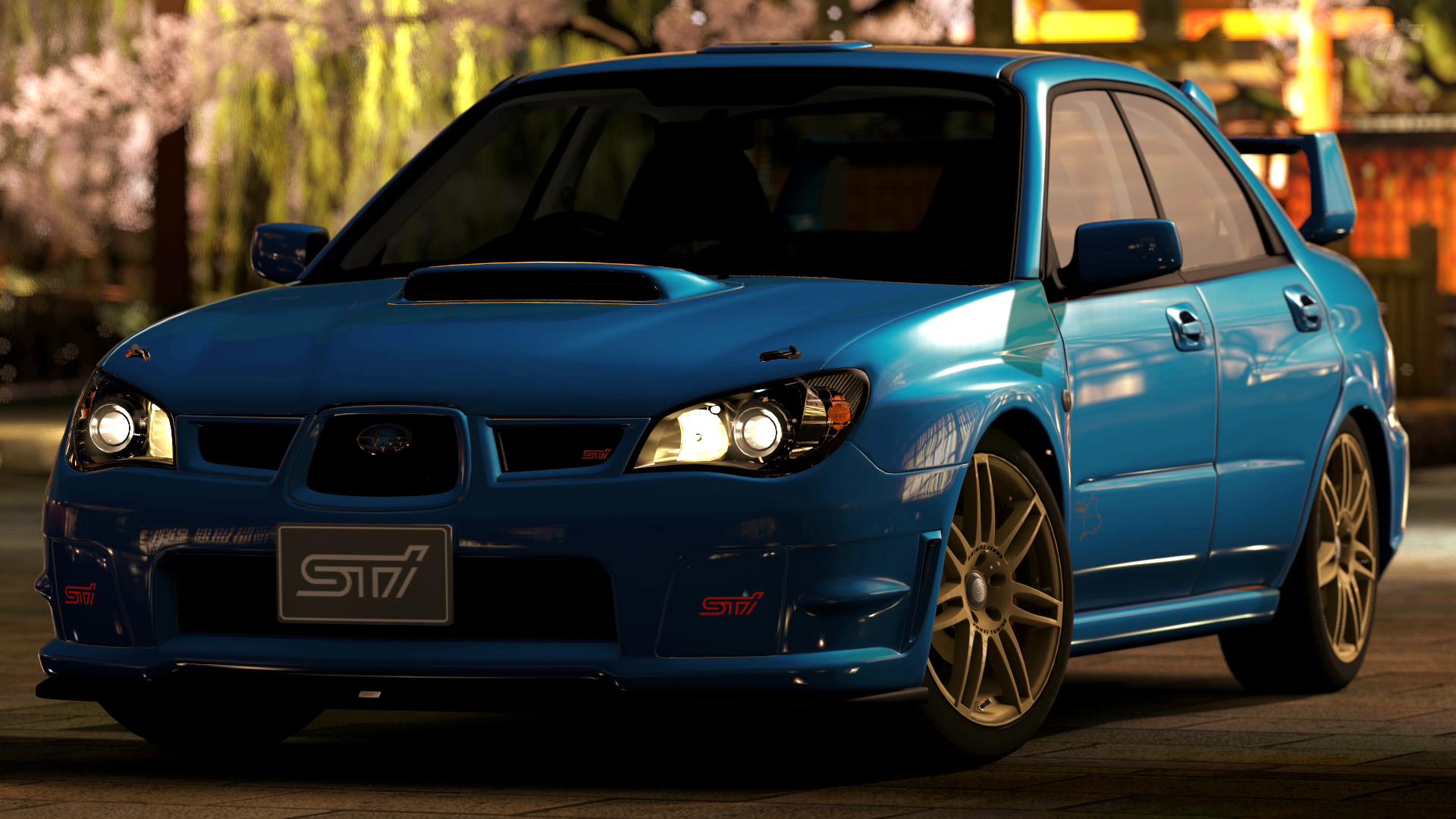 2005 Subaru Impreza WRX STI spec C related infomation