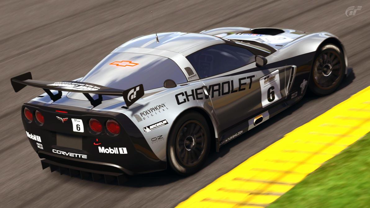 2006 chevrolet corvette z06 rm  gran turismo 5  by