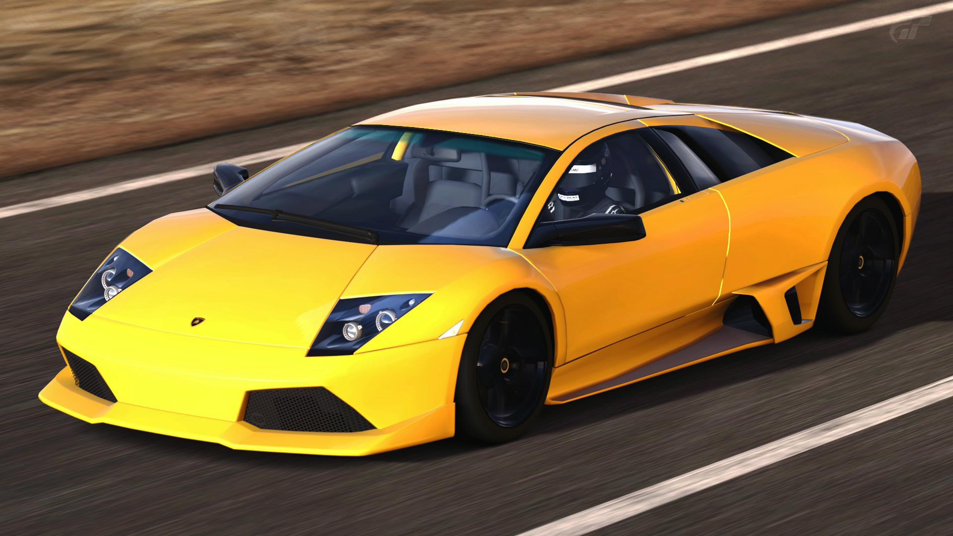 2009 Lamborghini Murcielago Lp640 Gt5 By Vertualissimo