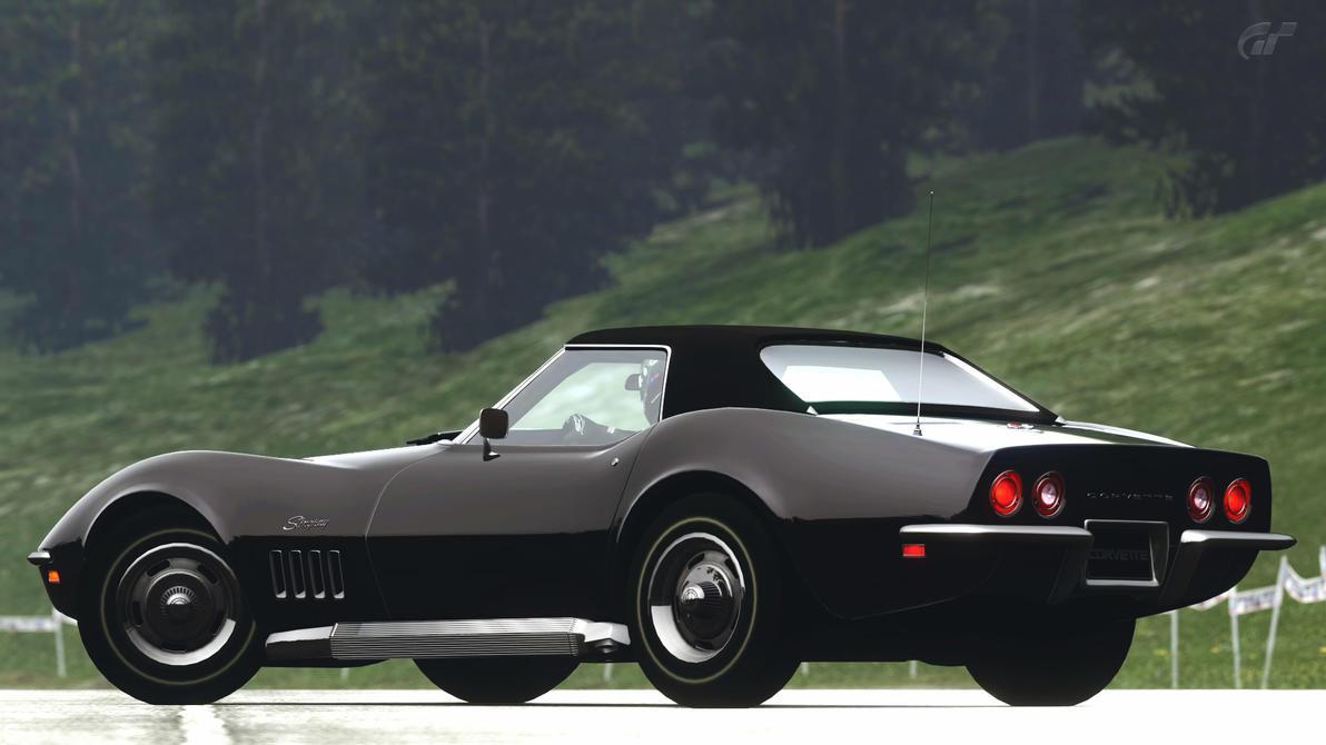 Corvette Stingray 1969 >> 1969 Chevrolet Corvette Stingray Convertible Gt5 By