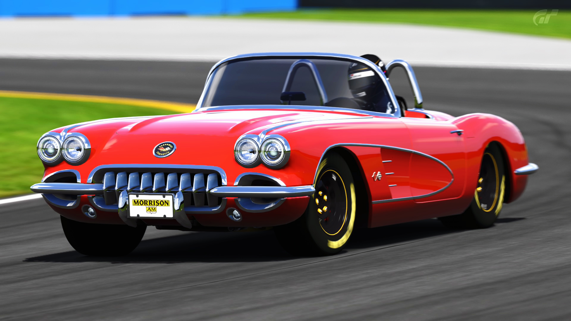 1960 ART Morrison Corvette (Gran Turismo 5) by Vertualissimo on