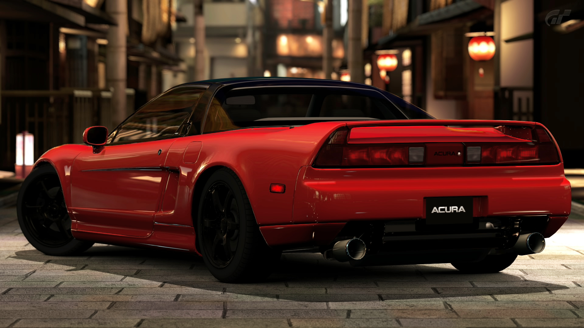 ... 1991 Acura NSX (Gran Turismo 5) By Vertualissimo