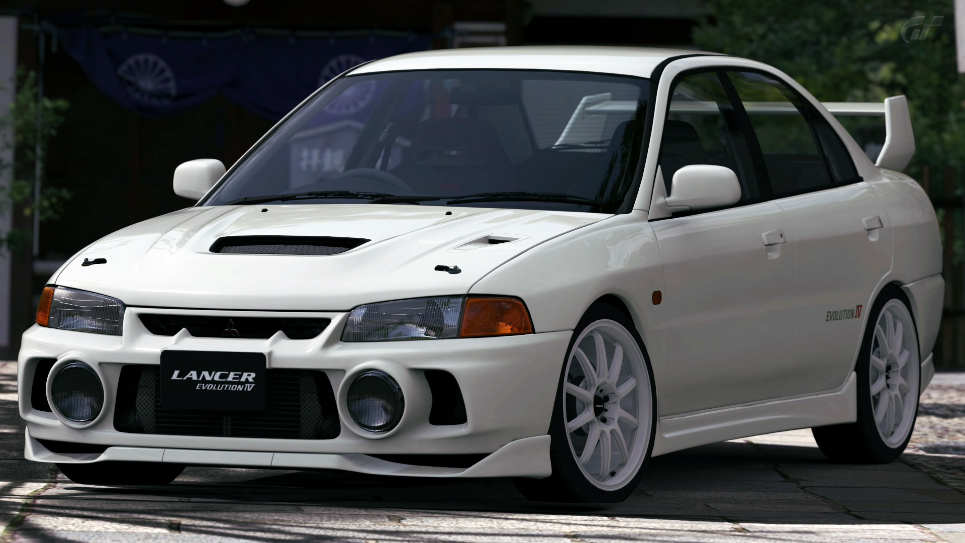 1996 Mitsubishi Lancer Evolution Iv Gt5 By Vertualissimo