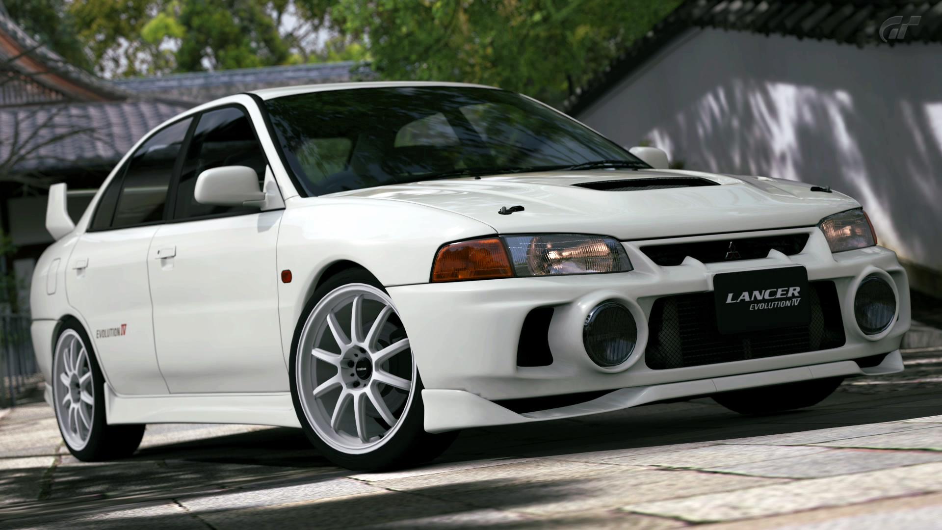 1996 Mitsubishi Lancer Evolution Iv Gt5 By Vertualissimo