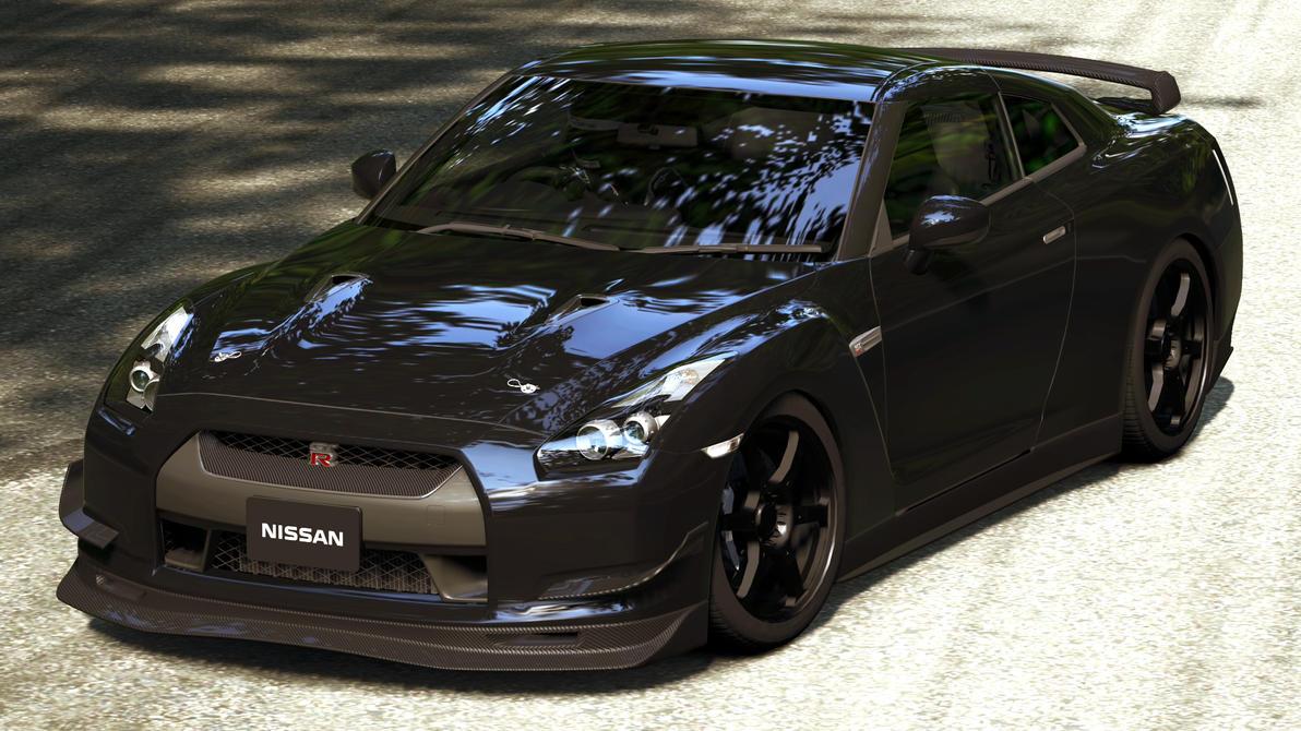 2009 Nissan GT R Spec V (Gran Turismo 5) By Vertualissimo ...