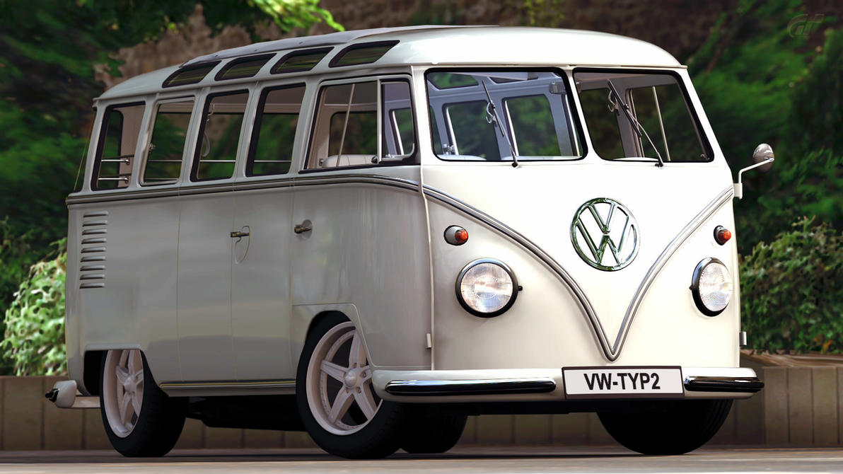 volkswagen type 2 - photo #16