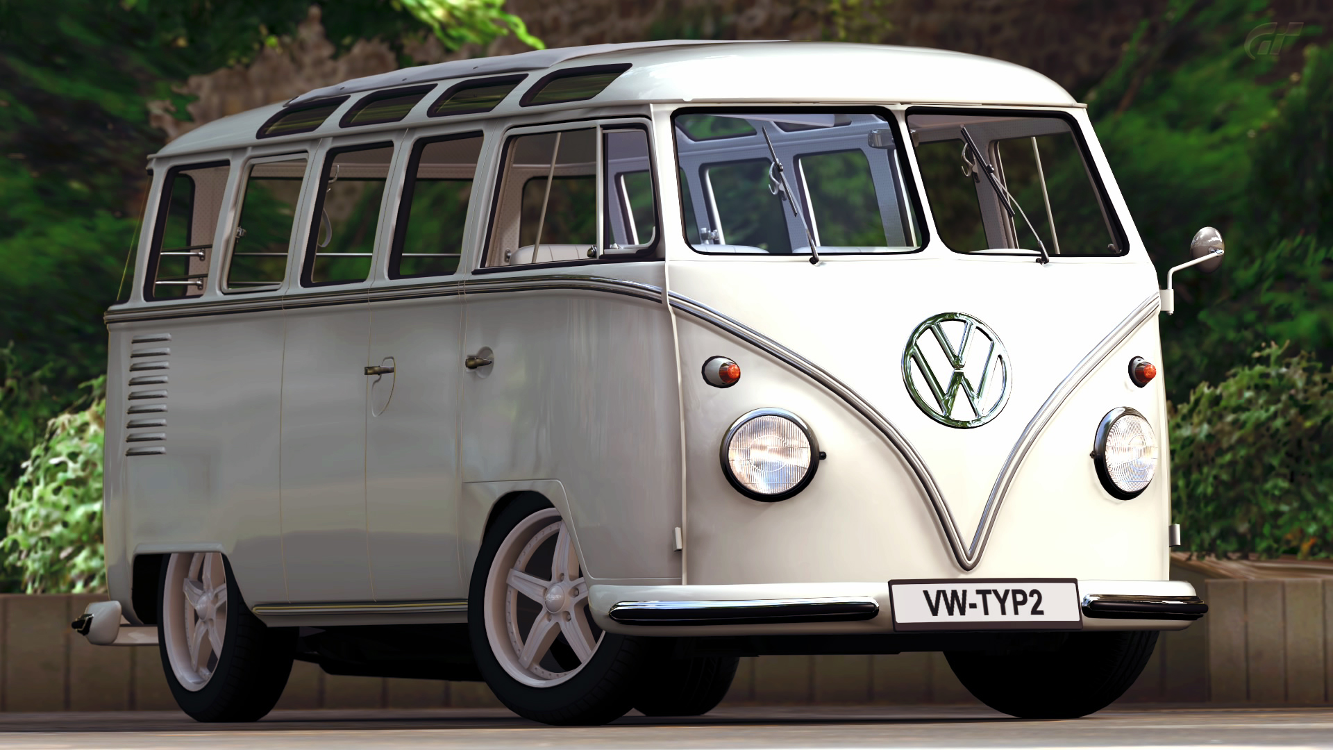 1962 Volkswagen Type 2 Sambabus (Gran Turismo 5) by Vertualissimo