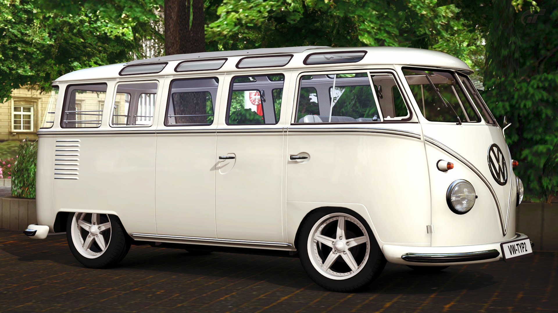1962 Volkswagen Type 2 Sambabus (Gran Turismo 5) by ...