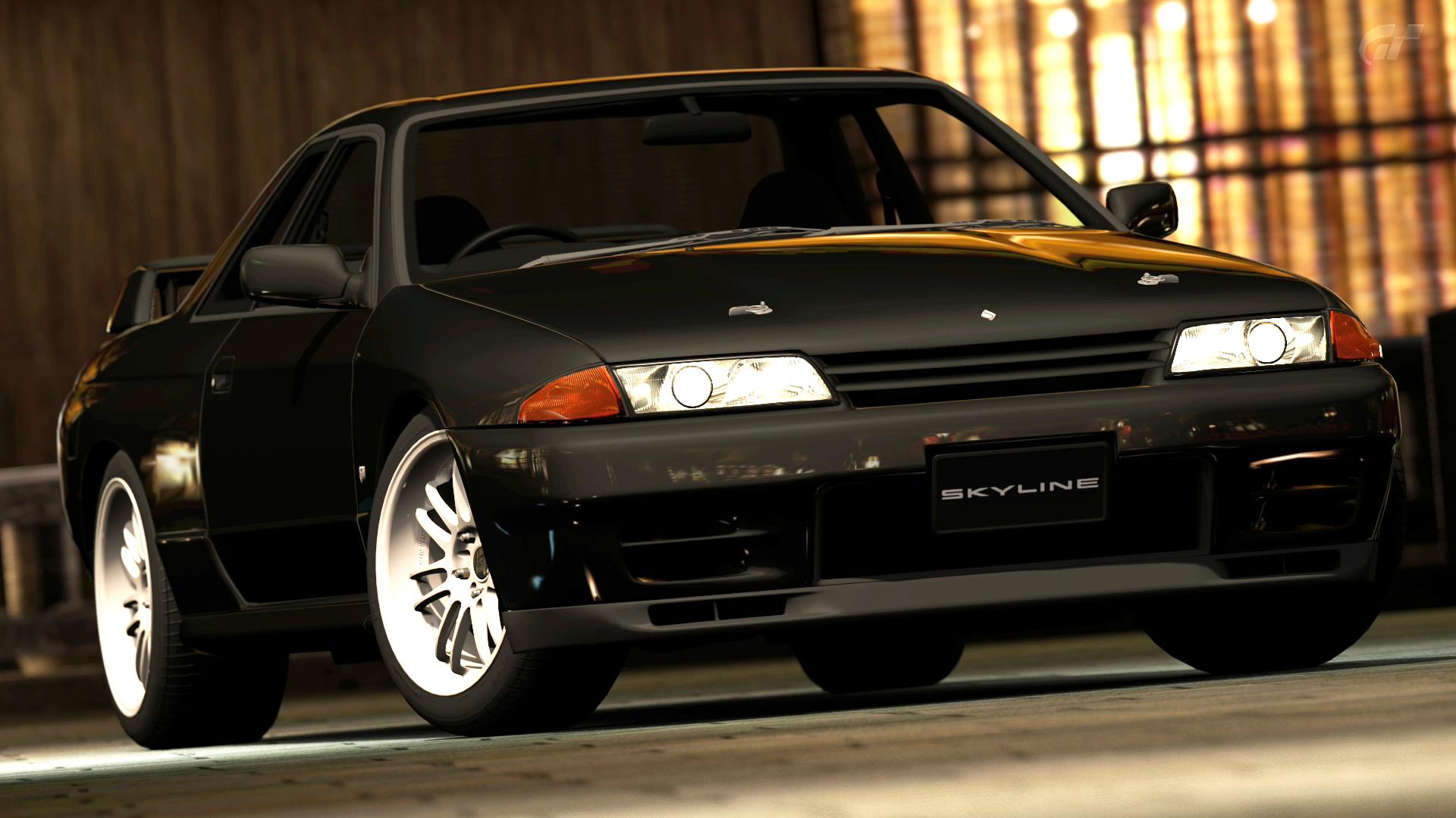 1994 Nissan Skyline Gt R R32 V Spec Ii Gt5 By