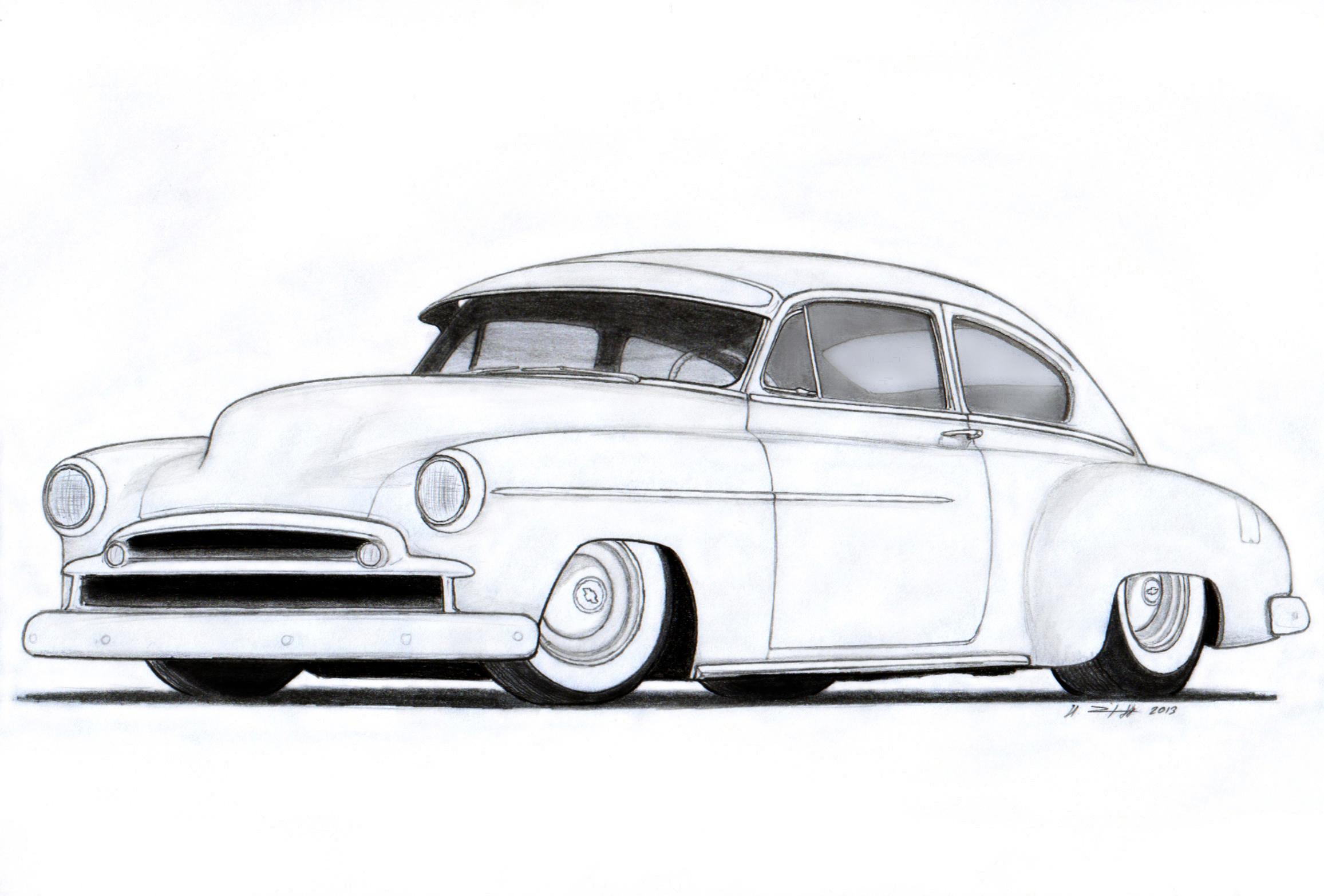 drawings technical drawings 2013 2015 vertualissimo done with hb 3hLowrider Chevy Truck Drawings