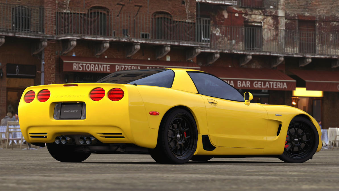 Top Speed For 2015 Corvette - 2004 Chevrolet Corvette Z06 (Gran Turismo 5) by ...