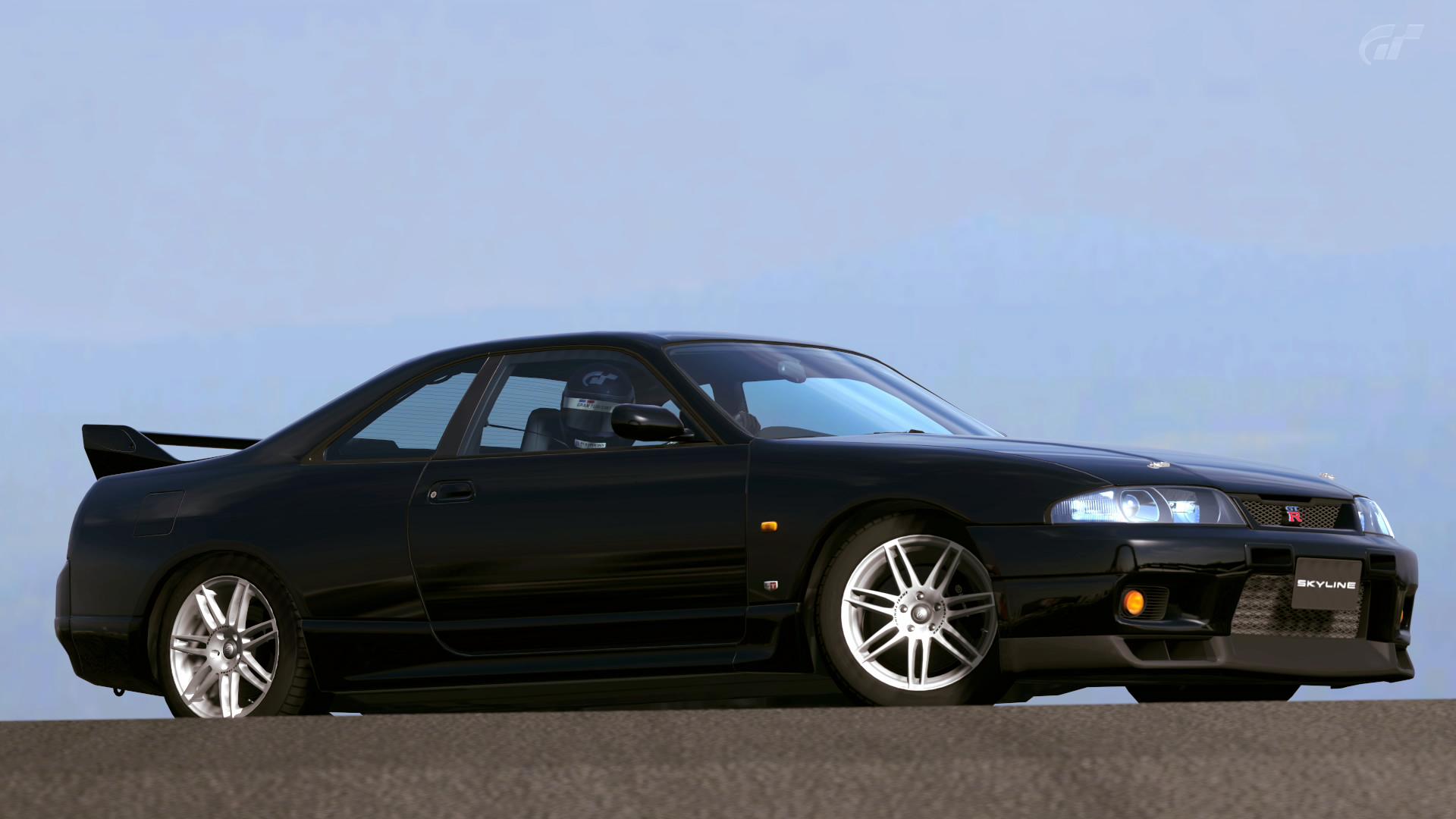 1997 Nissan Skyline GTR R33 VSpec GT5 by Vertualissimo on