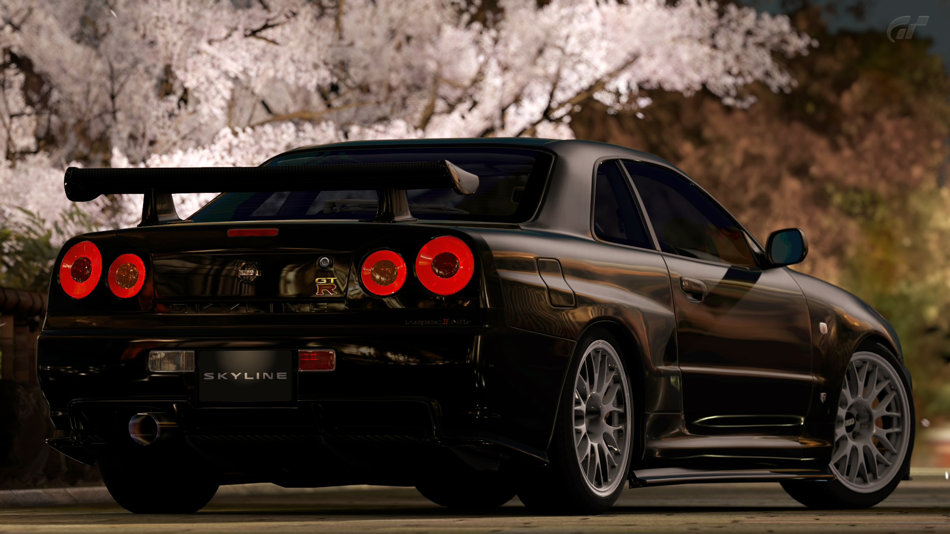 2002 Nissan Skyline Gt R R34 V Spec Ii Nur Gt5 By