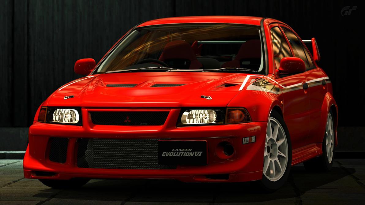 1999 Mitsubishi Lancer Evo VI T.M. SCP (GT5) by ...