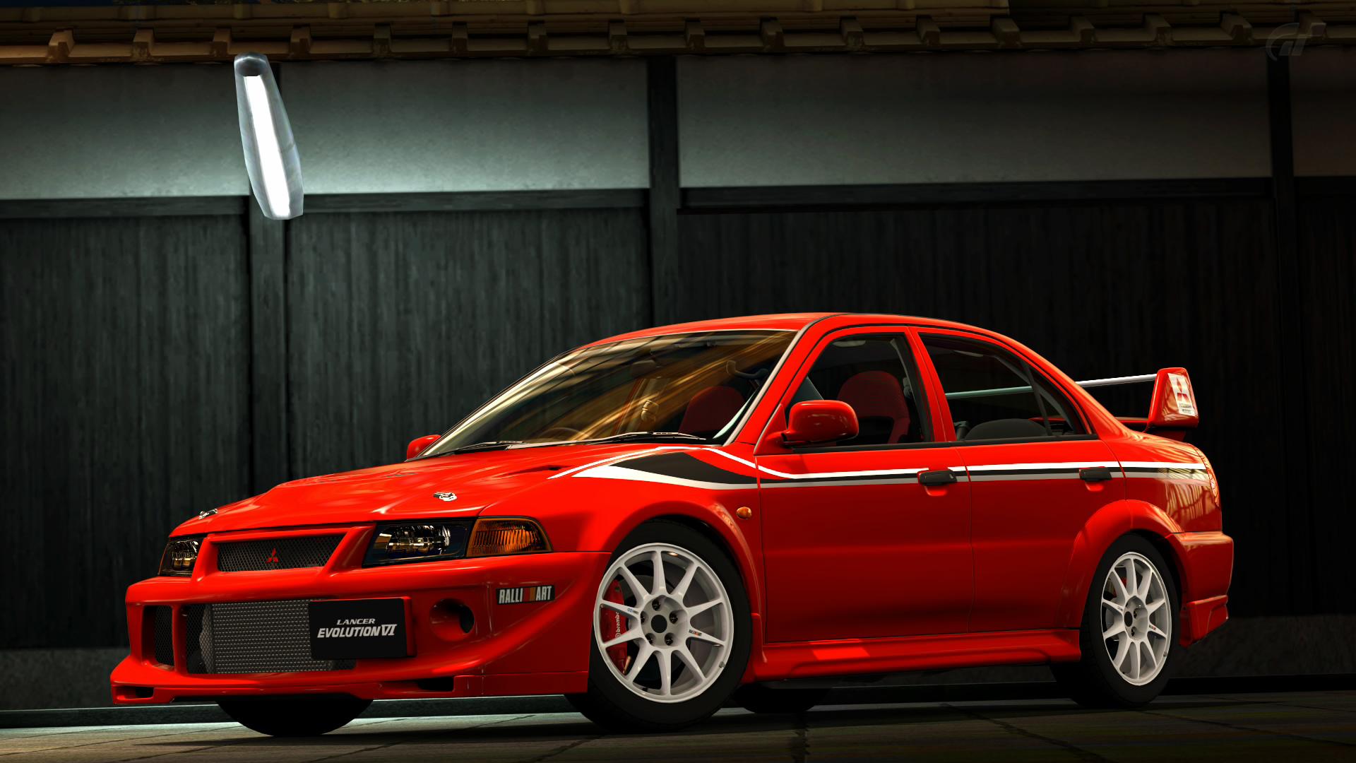 Mitsubishi carisma evo vi
