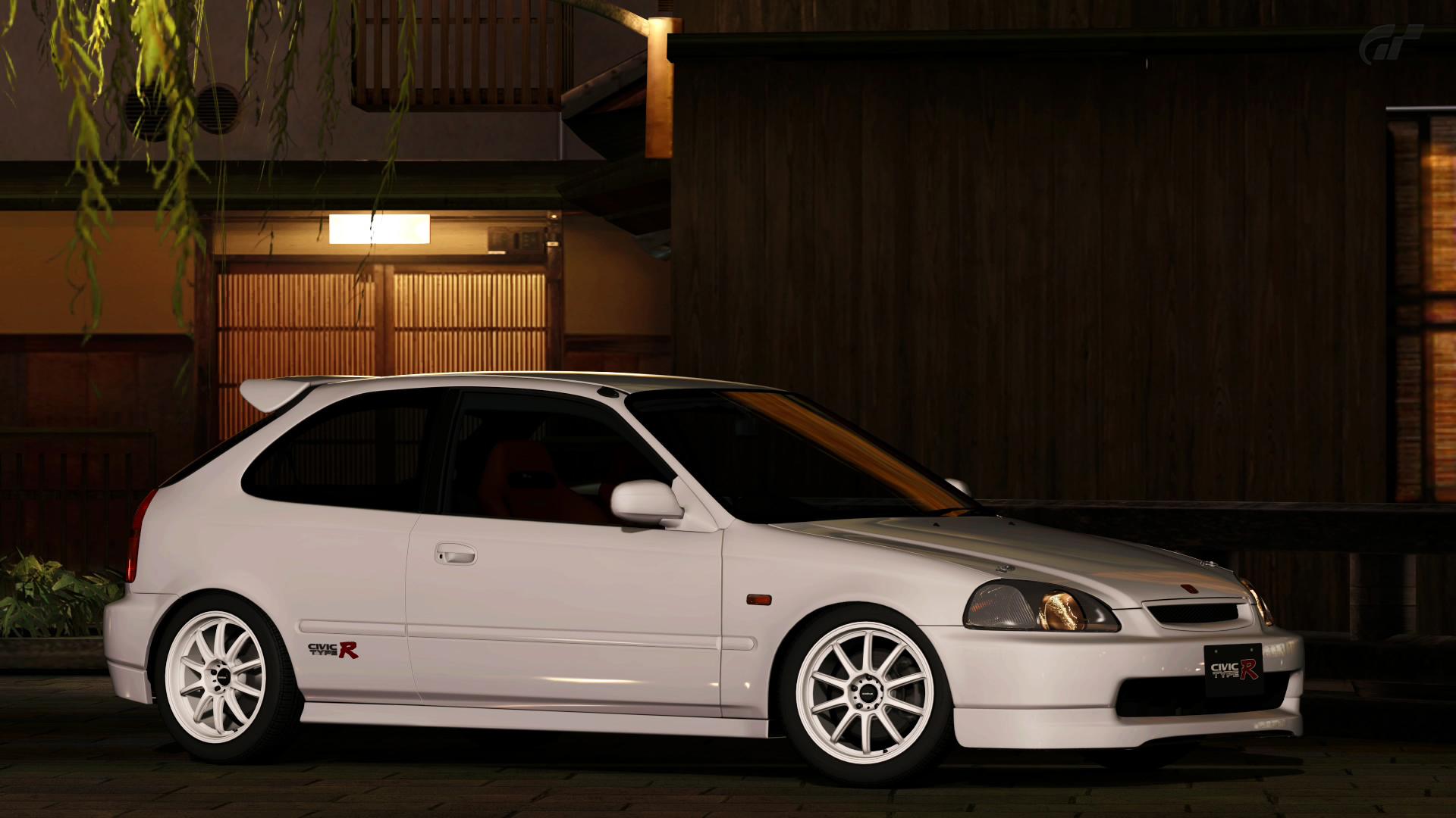 1997 Honda Civic Type-R (Gran Turismo 5) by Vertualissimo ...