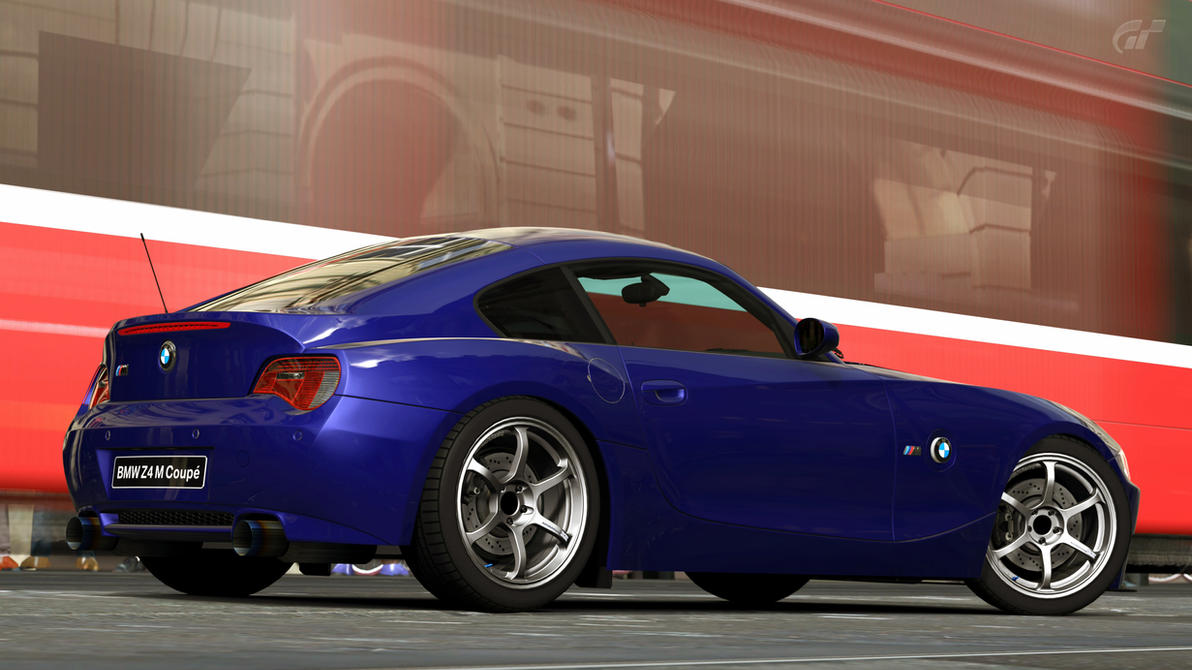 2008 Bmw Z4 M Coupe Gran Turismo 5 By Vertualissimo On Deviantart