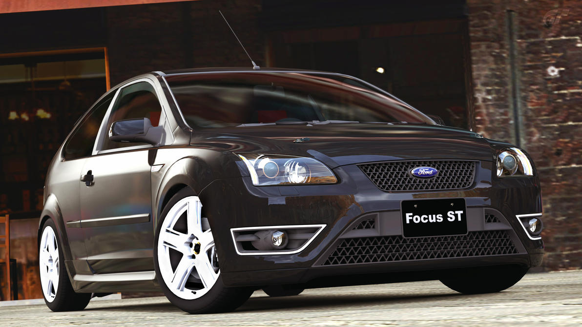 2006 Ford Focus ST (Gran Turismo 5) by Vertualissimo