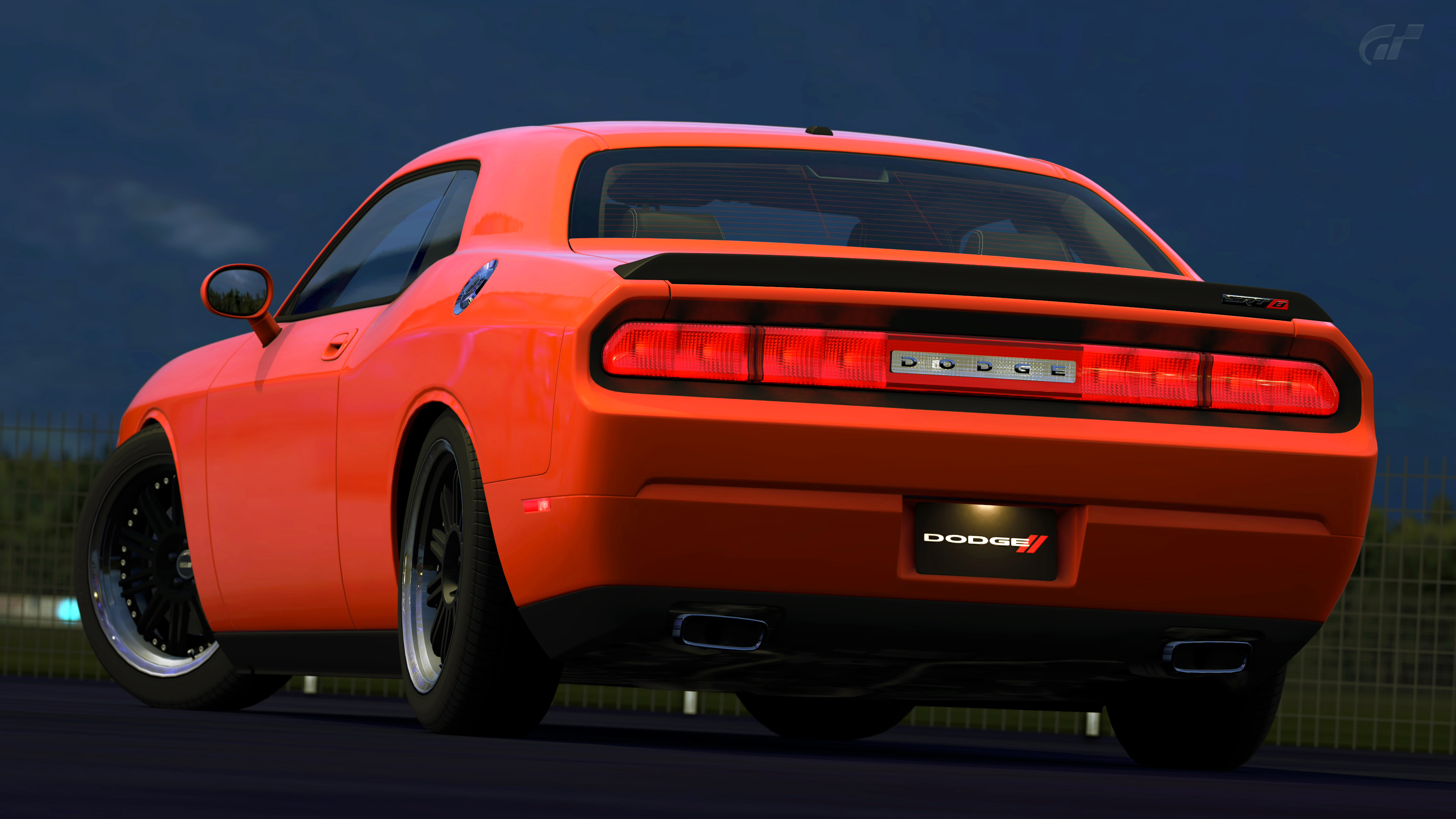 2008 Dodge Challenger SRT8 (Gran Turismo 5) by Vertualissimo