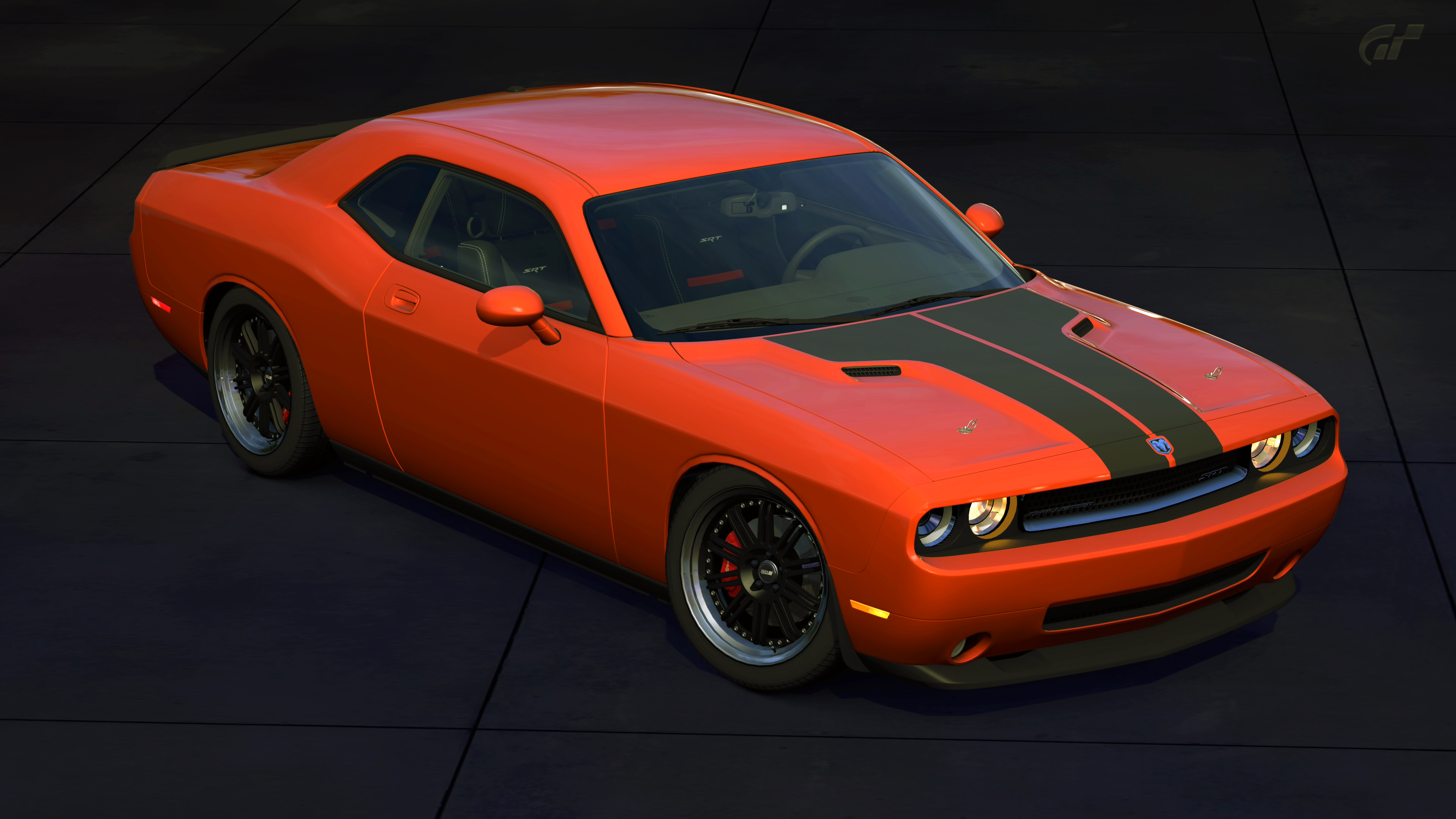 2008 dodge challenger srt8 gran turismo 5 by. Cars Review. Best American Auto & Cars Review