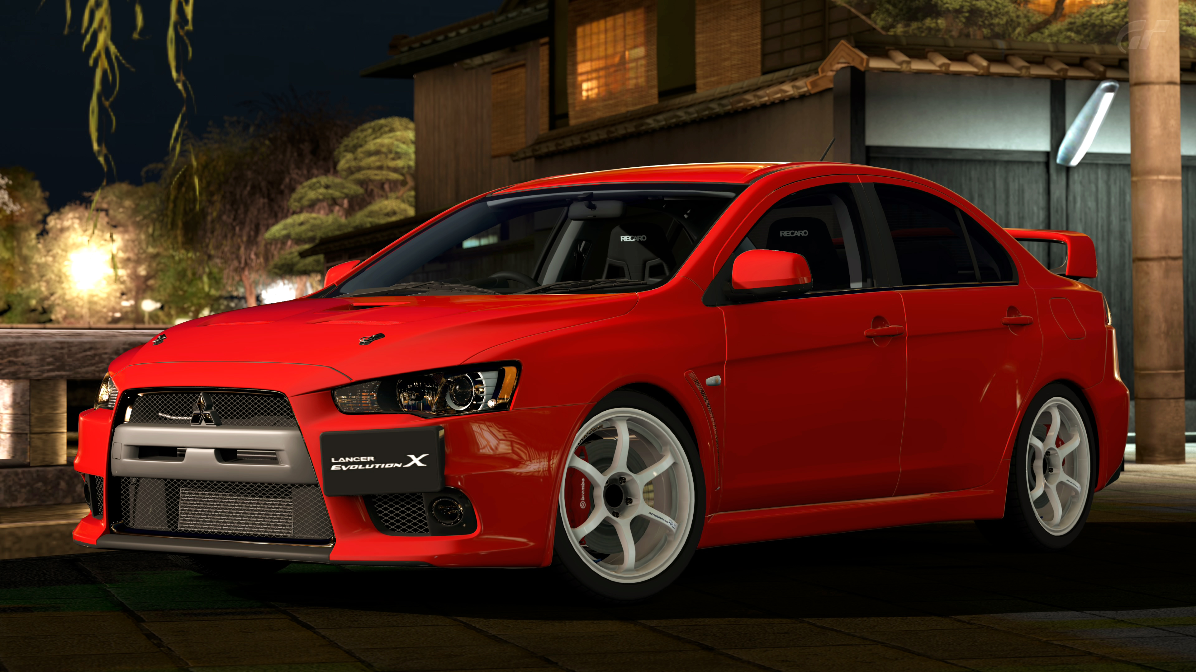 2007 mitsubishi lancer evolution x gt5 by vertualissimo on deviantart. Black Bedroom Furniture Sets. Home Design Ideas