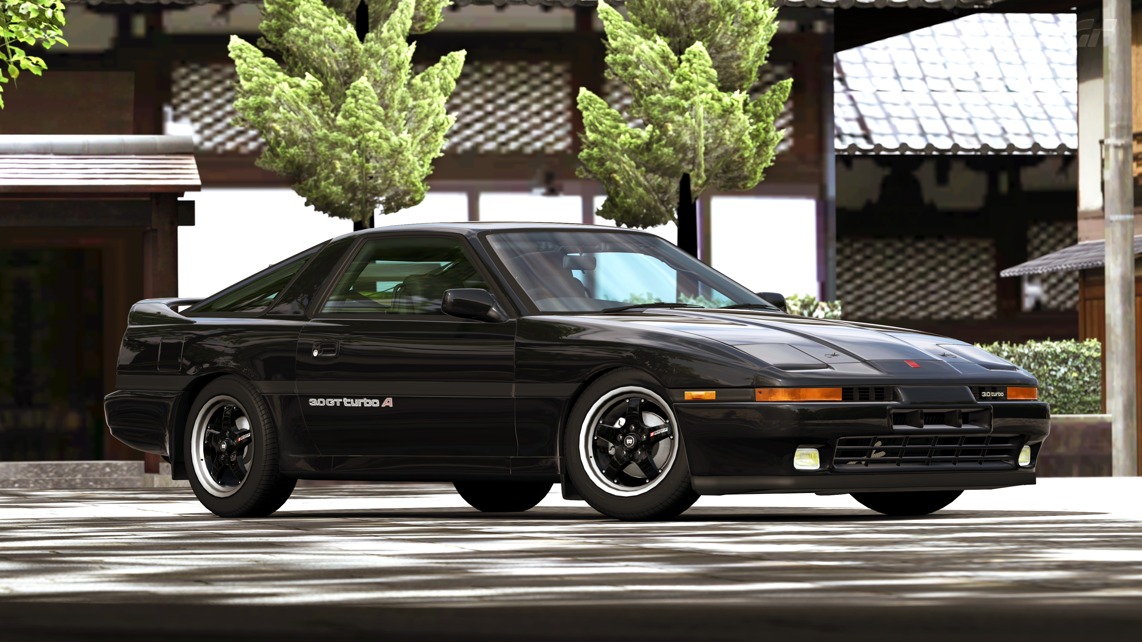 Toyota Supra 3 0 Gt Turbo A Laptimes Specs Performance