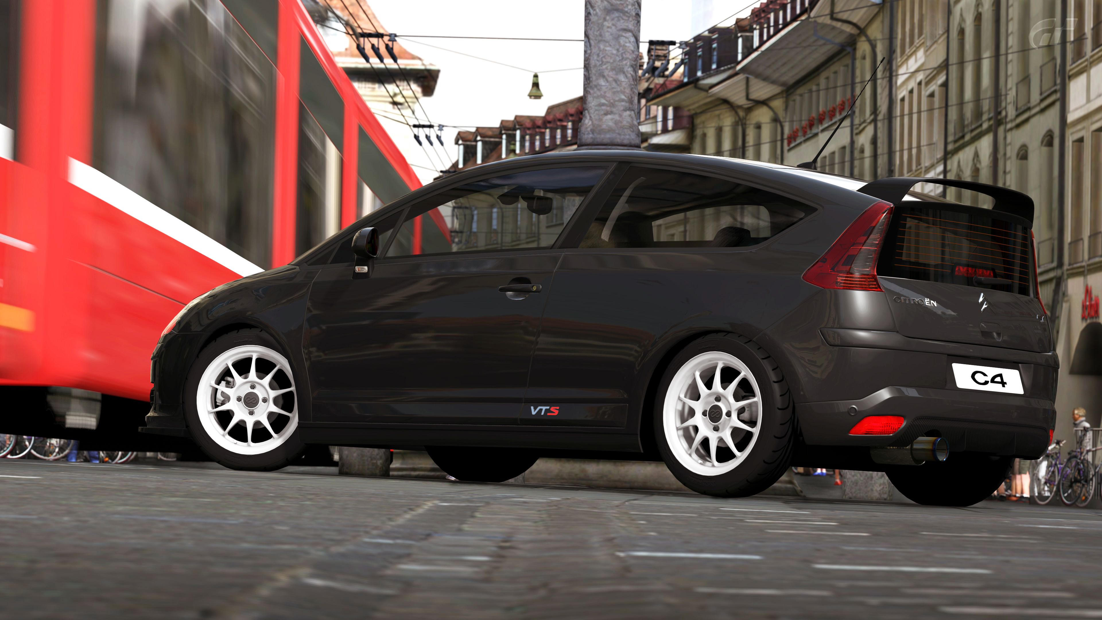 2005 citroen c4 coupe 2 0vts gran turismo 5 by. Black Bedroom Furniture Sets. Home Design Ideas